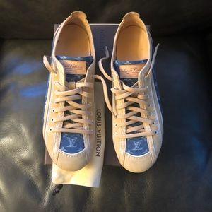 100% Authentic ladies Louis Vuitton sneakers